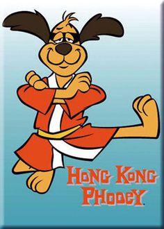 www.ChildrensYogaBooks.com  I loved Hong Kong Phooey as a kid - EEYA!