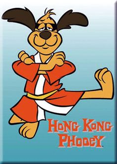www.ChildrensYogaBooks.com  I loved Hong Kong Phooey as a kid - EEYA!