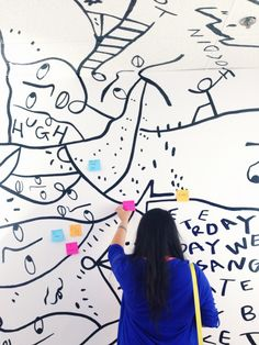 Refinery29's 29Rooms NYFW Installation —  amychendesign.com