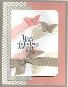 handmade butterfly card images - Google Search