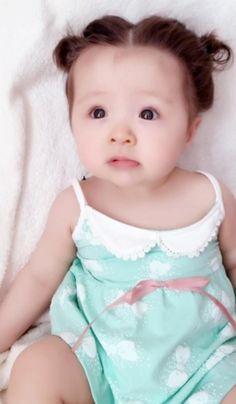 Con gái Elly Trần đáng yêu với tạo hình Tiểu Long Nữ