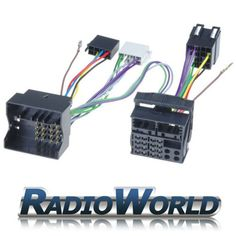 From 7.71 Rws-040 Citroen / Peugeot Parrot / Bluetooth Iso Adaptor Lead