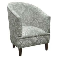 Custom Upholstered Tub Chair