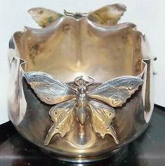 Toltecs Amulet Fine Silver Pentagram Bague