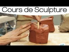 Sculpture : Les différents outils pour modelage - YouTube