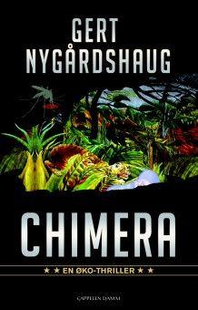 Chimera av Gert Nygårdshaug (Innbundet)