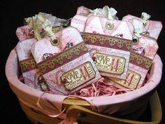 Annette's Creative Journey: Valentine Treat Holder (Love Struck Stamp set) http://annettescreativejourney.blogspot.com/2013/02/quick-easy-valentine-treat-holder.html
