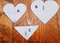 Nähanleitung, Herz, Kreativ, Lesezeichen, Mitbringsel, Nähen, Geschenk, Valentinstag, Stoffreste