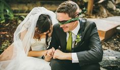 Wedding Advice: Is doing a first look photo right for your wedding?