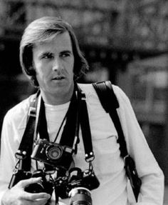 Vietnam Photojournalists - Chas Gerretsen (born 22 July 1943) is a Dutch-born award winning, war photographer, photojournalist and film advertising photographer. He traveled through Laos, Cambodia and entered South Vietnam, on February 14, 1968 with the equivalent of US $0.75 in his pocket.  From 1970 to 1975, he continue to photograph war, political upheavals, elections, droughts and conflicts in Cambodia, South Vietnam, and many other countries.