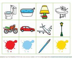 Jugamos_a_buscar_el_intruso_intrusos_pictogramas_ARASAAC_4 Kindergarten, Homeschool, Classroom, Teaching, Activities, Cards, Writing Activities, Speech Pathology, Phonological Awareness