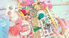 Planner and Sticker Society October 2015 Unboxing Kit with Christy Tomli...