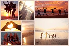5 ideetjes voor coole strandfoto's - one hand in my pocket