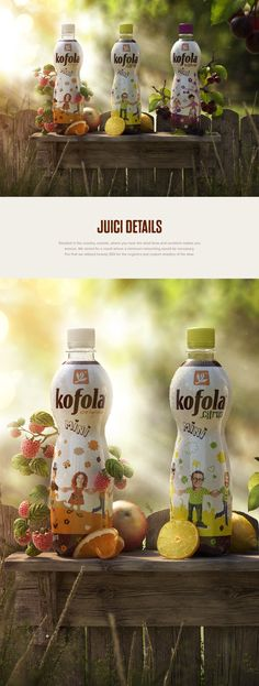 Kofola soft drinks on Behance Character Modeling, 3d Design, Branding, Table Decorations, Contemporary, Drinks, Creative, Projects, Cinema 4d
