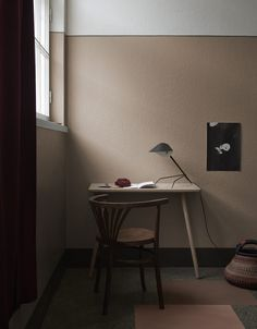 Interiors in dark hues, simple interiors, calm interiors, scandinavian interiors Interior Work, Simple Interior, Interior Styling, Interior Architecture, Interior And Exterior, Interior Decorating, Interior Design, Decorating Ideas, Home Office Design