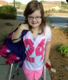 Special Needs Mom blogs about Back to School and includes GREAT Tips.