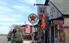 A little of everything on Route 66
