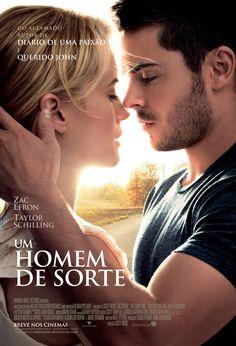 Um Homem de Sorte   País: EUA   Gênero: Romance   Lançamento Nacional: 04/05/2012   Distribuidor: Warner Bros.