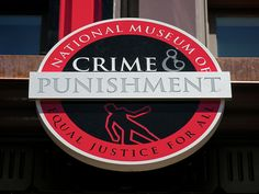 National Museum of Crime and Punishment - Washington, DC - MUST SEE!