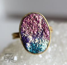 Awesome ring! Want!