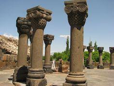 Atrakcje Armenii - Zwartnoc