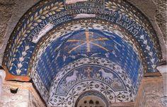 Battistero mosaico, Albenga, Italia