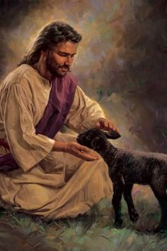 The gentle Shepherd