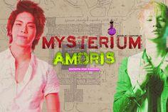 Fanfic / Fanfiction de SHINee - Mysterium Amoris