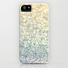 So feminine and girly! love this.  Snowfall iPhone & iPod Case by Lisa Argyropoulos - $35.00