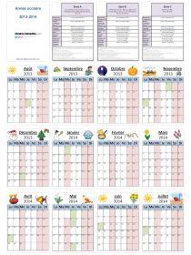 Librairie-Interactive - Planning année scolaire 2013-2014