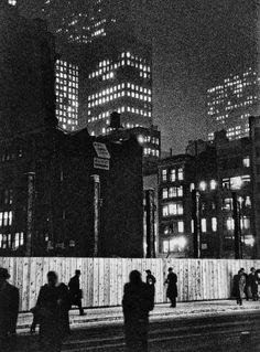 NYC, 1947Louis Faurer