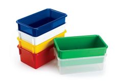 Click Image Above To Purchase: Cubby Trays Book Bins, Discount School Supply, Cubbies, Storage Containers, Classroom, The Unit, Trays, Organization, Blue