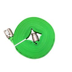JGB Enterprises 023-0249-0850 1-1/2 inch x 50' Avalanche 2000 III Snowmaking Hose, CXE Fittings, 1.5 inch Height, 1.5 inch Width, 800 psi, Thermoplastic