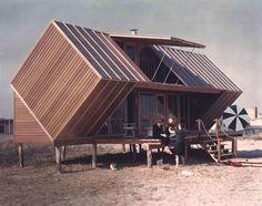 dglendening: The Hunt House, 1958.