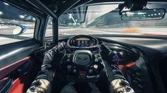 Top Gear teste l'Aston Martin Vulcan sur piste