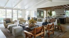 "Tour Top Designer Amber Lewis's Megawatt ""Kardashian Country"" Digs 