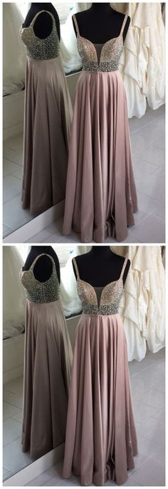 A-line Beading Long Prom Dress ,Fashion Pageant Dress, School Dance Dress School Dance Dresses, Prom Dresses For Teens, Homecoming Dresses, Formal Dresses, Long Dresses, Party Dresses, School Dances, Foto Real, Best Wedding Dresses