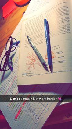 Don't complain. Just work harder.  #inspiration #inspire #motivate #motivation #study #qotd #love #success #life #quotes #quoteoftheday #work #goals