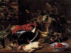 Frans Snyders - Still-Life with Crab, Poultry, and Fruit - WGA21510.jpg