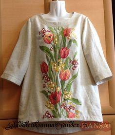 (10) Gallery.ru / Фото #21 - Мои вышиванки. - Hansa
