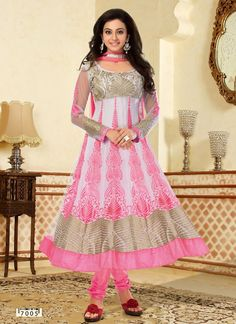 3fcd0a4c1ab 9 Best Designer Anarkali Salwar Suits in India Very Cheap Price At ...