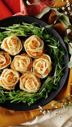 A dumpling by any other name would still smell as sweet as these rose-shaped shrimp and chicken dumplings.