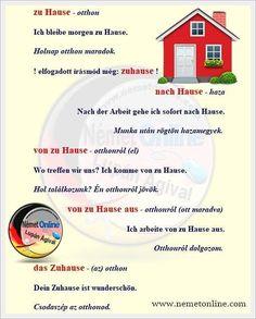 German Language Learning, Germany, Languages, Learn German, Language, Knowledge, School, Life, Entertaining