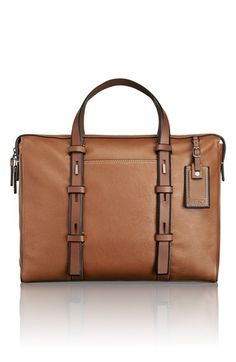 Tumi 'Mission - Harrison' Leather Briefcase available at #Nordstrom