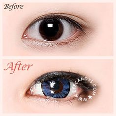 GEO Forest color contacts will give your eyes an incredibly glossy shimmer. Grab your faves now! #eyecandys #colorcontacts