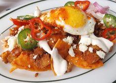 Breakfast Chilaquiles - Hispanic Kitchen