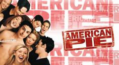 American Pie focuses on the journey of a group of friends losing their virginity before graduation. This is an obvious stimulant for teenage irresponsibility. American Pie, The Americans, Metro Goldwyn Mayer, Teen Movies, Comedy Movies, Netflix And Chill, Movie List, Movie Tv, Wedding Movies