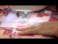 Free-Motion Quilting with the Bernina Stitch Regulator: FREE Block Builders Workshop Video Lesson