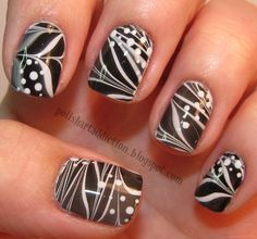 Water Marble with polka dots to hide bubbles or flaws