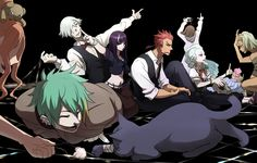 -Death Parade- This is so cute~